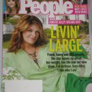 PEOPLE MAGAZINE August 2004 Kirstie Alley Mary-Kate Olsen Cameron Diaz Jennifer Lopez