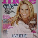 MORE MAGAZINE June 2003 Christie Brinkley, Demi Moore, Lena Olin, Nigella Delights
