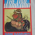 TIME WARP TRIO Sam Samurai Book 10 by Jon Scieszka (2004, Paperback) NEW