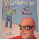 BALD BANDIT A to Z Mysteries by Ron Roy Scholastic (Paperback, 1998)
