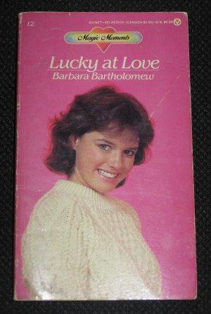 LUCKY AT LOVE Magic Moments 12 by Barbara Bartholomew (1985, Paperback)