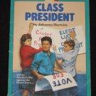 CLASS PRESIDENT by Johanna Hurwitz RL4 Scholastic Apple Paperback