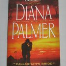 Callaghans Bride by Diana Palmer Harlequin Essential Romance 1999 Paperback