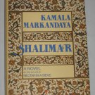 Shalimar by Kamala Markandaya 1982 First Edition Hardcover