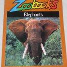 Elephants by John Bonnett Wexo Zoobooks Wildlife Education