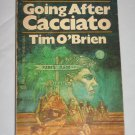 Going After Cacciato by Tim O'Brien (1983, Paperback) A Laurel Leaf Dell Book