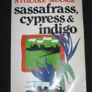 Sassafrass Cypress and Indigo by Ntozake Shange 1982 Paperback St Martins Press