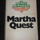 Martha Quest Children of Violence  by Doris Lessing (1970 Paperback)