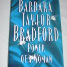 Power of a Woman by Barbara Taylor Bradford (1997 First Edition Hardcover)