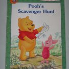Pooh's Scavenger Hunt Winnie the Pooh First Reader Special Edition Book by Isabel Gaines