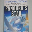 Pandoras Star by Peter F. Hamilton Science Fiction (2005, Paperback)