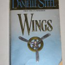 Danielle Steel WINGS 1995 Paperback Book