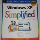 Windows XP Simplified Full Color Pages Computer Book by Ruth Maran (2001, Paperback)