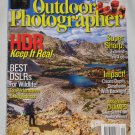 Outdoor Photographer Magazine September 2013 Issue Wildlife Travel Scenic Sports
