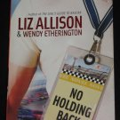 No Holding Back Nascar Library Collection Liz Allison and Wendy Etherington 2007 Romance Paperback