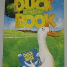 Duck and a Book by David Shannon (2005, Paperback) Scholastic
