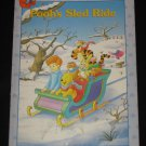 Poohs Sled Ride Winnie the Pooh First Reader by Isabel Gaines (2000, Paperback)