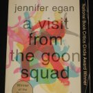 A Visit from the Goon Squad Jennifer Egan 2011 Paperback Pulitzer Prize Winner National Bestseller