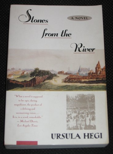 Stones from the River A Novel by Ursula Hegi (1995, Paperback) BRAND NEW