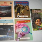 Lot of 5 Animals, Science, Planets, Dinosaurs Scholastic Childrens Educational Facts Books