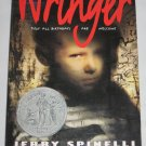 Wringer by Jerry Spinelli (1998, Paperback) Winner of Newberry Medal For Maniac Magee