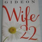 Wife 22 by Melanie Gideon 2012 First Edition Hardcover Ballantine Books Humor Fiction