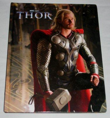 Marvel Studios: Thor The Movie SPANISH EDITION El Libro De La Pelicula HARDCOVER Book