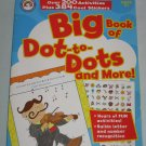 Big Book of Dot-to-Dots and More! by Rainbow Bridge 200+ Activities 384 Stickers Mazes Cut Paste ++
