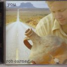 Rob Carnegie You Music CD