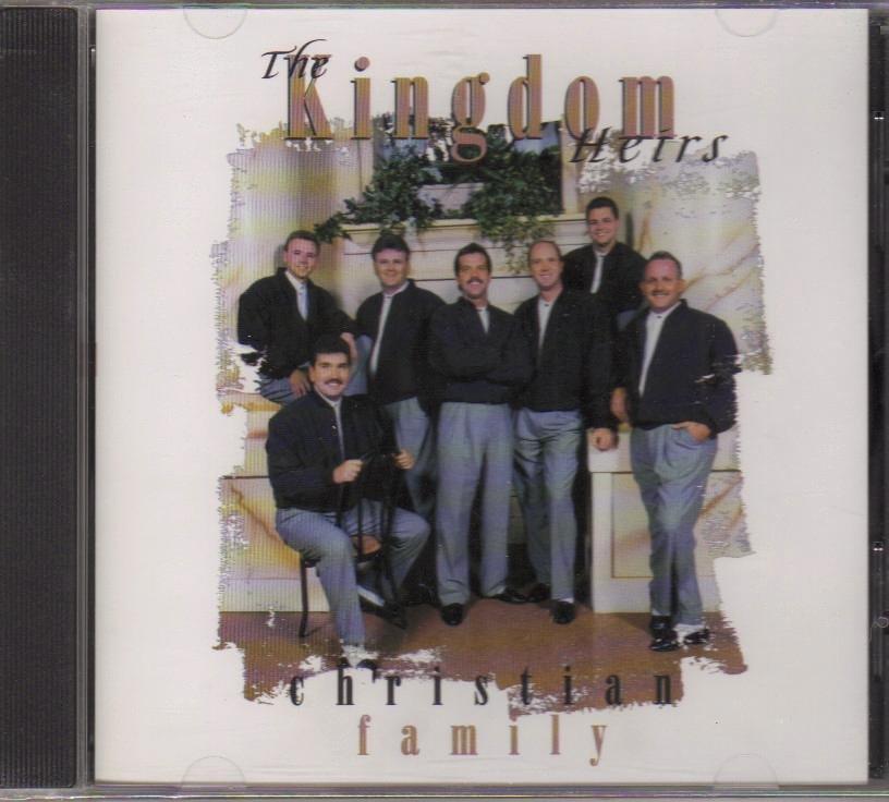 Kingdom Heirs Christian Family Music CD