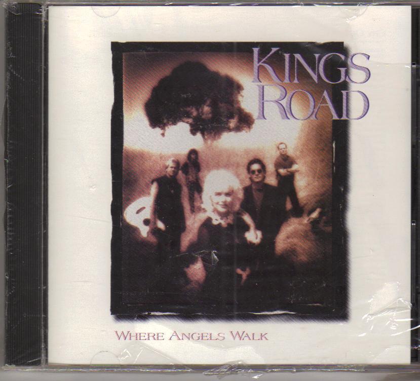 Kings Road Where Angels Walk Music CD