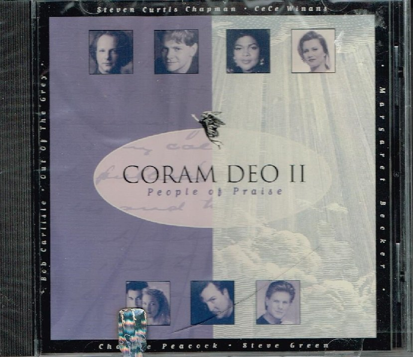 Coram Deo II People of Praise Music CD