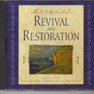 Songs of Revival and Restoration Music CD