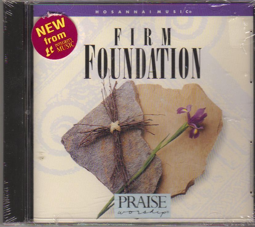 Hosanna Music Firm Foundation Music CD