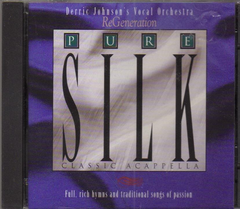 Regeneration, Pure Silk Classic Acappella, Music CD