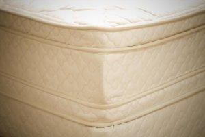 """10"""" Organic California King Deluxe Innerspring, Luxurious Pillowtop Firm Mattress - Celestial"""