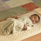 Infant Deluxe Organic Quilted Mattress - Davinci