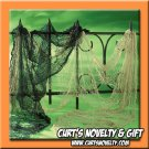 Super Scary Gray Creepy Cloth Halloween Haunted House Prop