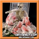 Super Scary Bloody Creepy Cloth Halloween Haunted House Prop