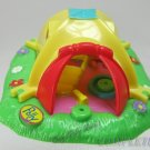 1998 Vintage Polly Pocket Action Park Tent Complete Bluebird Toys (36112)