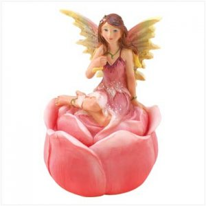 Fairy Keepsake Box