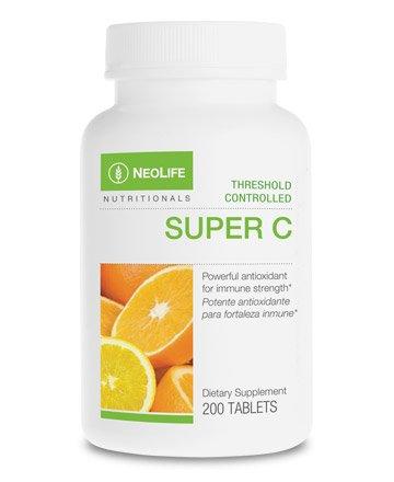 Super C Threshold Control, 200 tablets ( 3333 )