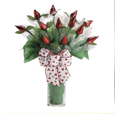 Chocolate Roses - CR822