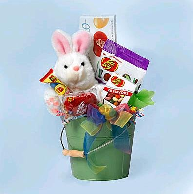 Easter - Jelly Belly Easter Fun Basket - JB451E