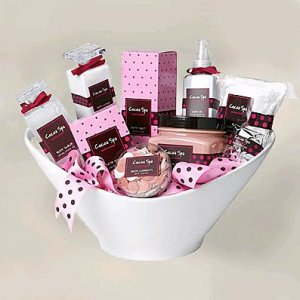 Mother's Day - CoCoa Bath Essentials for Mom - CB863