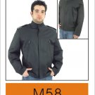 Mens Classic Racer Style Jacket