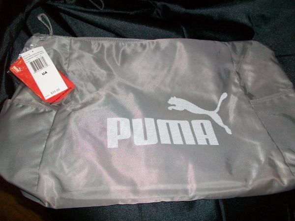 Puma Core Shoulder Bag (67131-05)