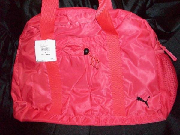 Puma Fitness Workout Bag (68248-03)