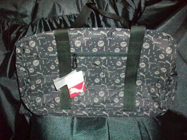 Puma Core Lite Grip Bag (68164-01)