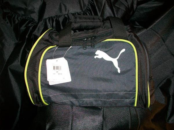 Puma Key Acct. Small Bag (68675-01)